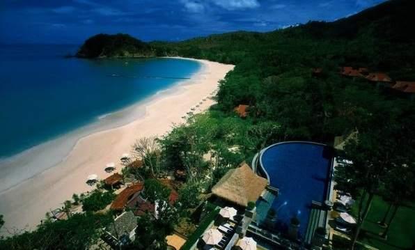 Obyek wisata Pulau Sikuai Kepulauan Mentawai Sumatera Barat