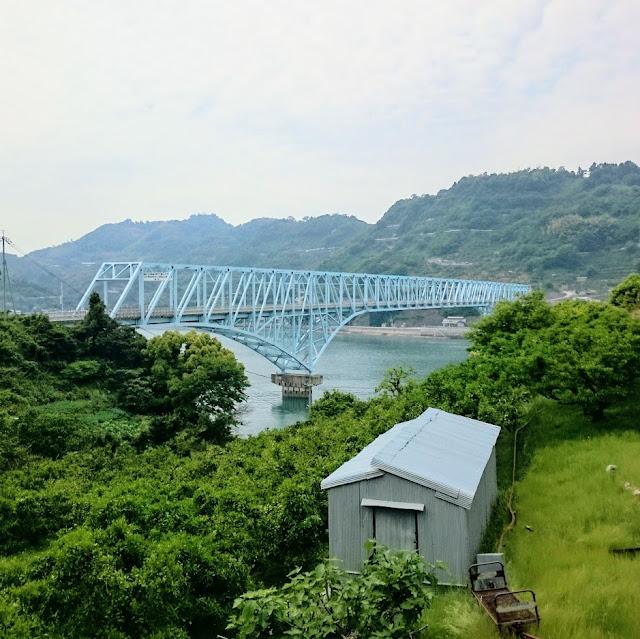 とびしま海道 上蒲刈島 蒲刈大橋