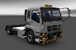 Mod Truck ISUZU NEW GIGA Euro Truck Simulator 2