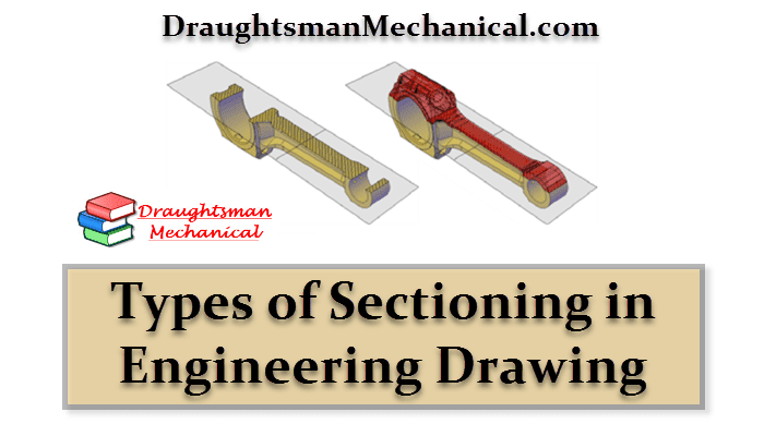 9.2 Types of Sectioning in Engineering Drawing