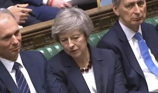 British PM loses key vote on Brexit procedure in parliament