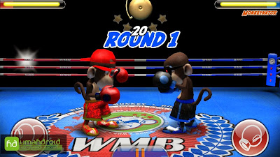 Game Monkey Boxing