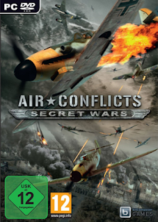 Air Conflict Secret Wars Free Download