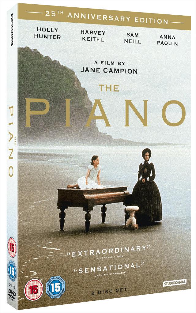 the piano dvd