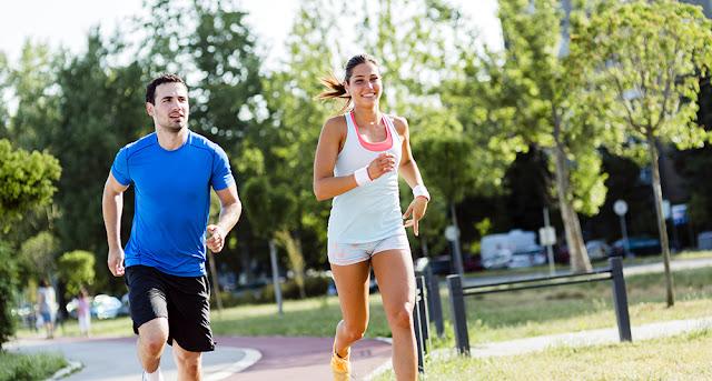 Joggingul in oras