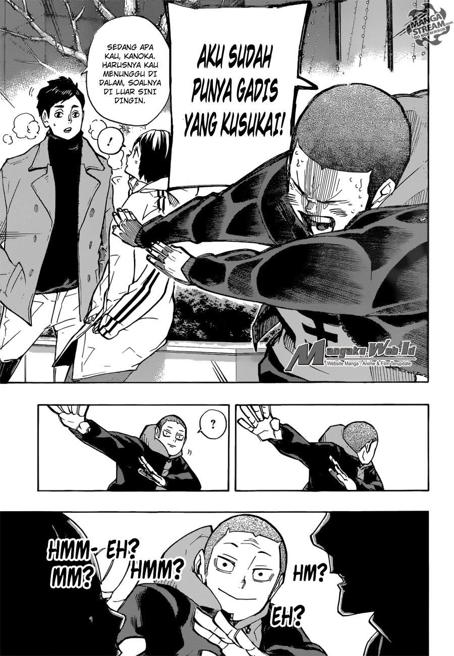 Haikyuu!! Chapter 246-14