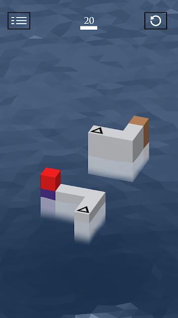 Cubered Level 20 Solution, Walkthrough, Cheats