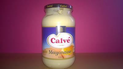 Calve Mayonnaise.