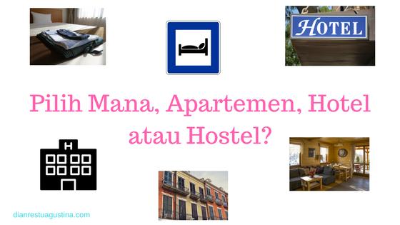 Mengapa pilih apartemen