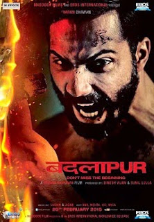Badlapur 2015 Bollywood HD Movie For Mobile