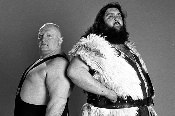 Big Daddy e Giant Haystacks