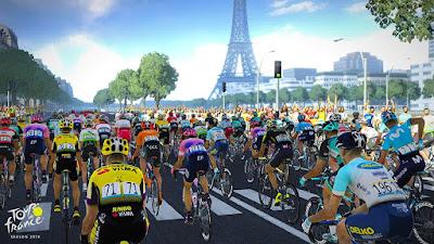 Tour De France 2019 Game Screenshot 3