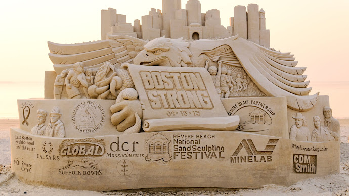 Wallpaper: Sand Sculpture Festival