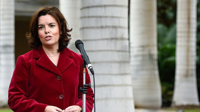 """El Gobierno español pide """"unidad"""" frente a """"declaraciones unilaterales"""" de independencia"""