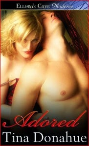 http://www.amazon.com/Adored-Tina-Donahue/dp/1419960377
