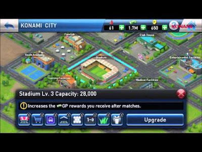 Stadium PES CLUB MANAGER 2016 Android