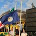 Vereador Junior do Roque prestigia desfile cívico de 7 de setembro em Ponto Novo