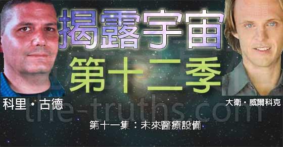 揭露宇宙:第十二季第十一集:未來醫療設備