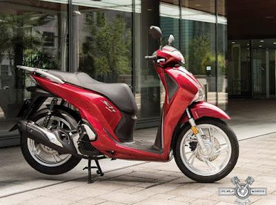 Harga Motor Honda SH150i Dan Spesifikasi 2017