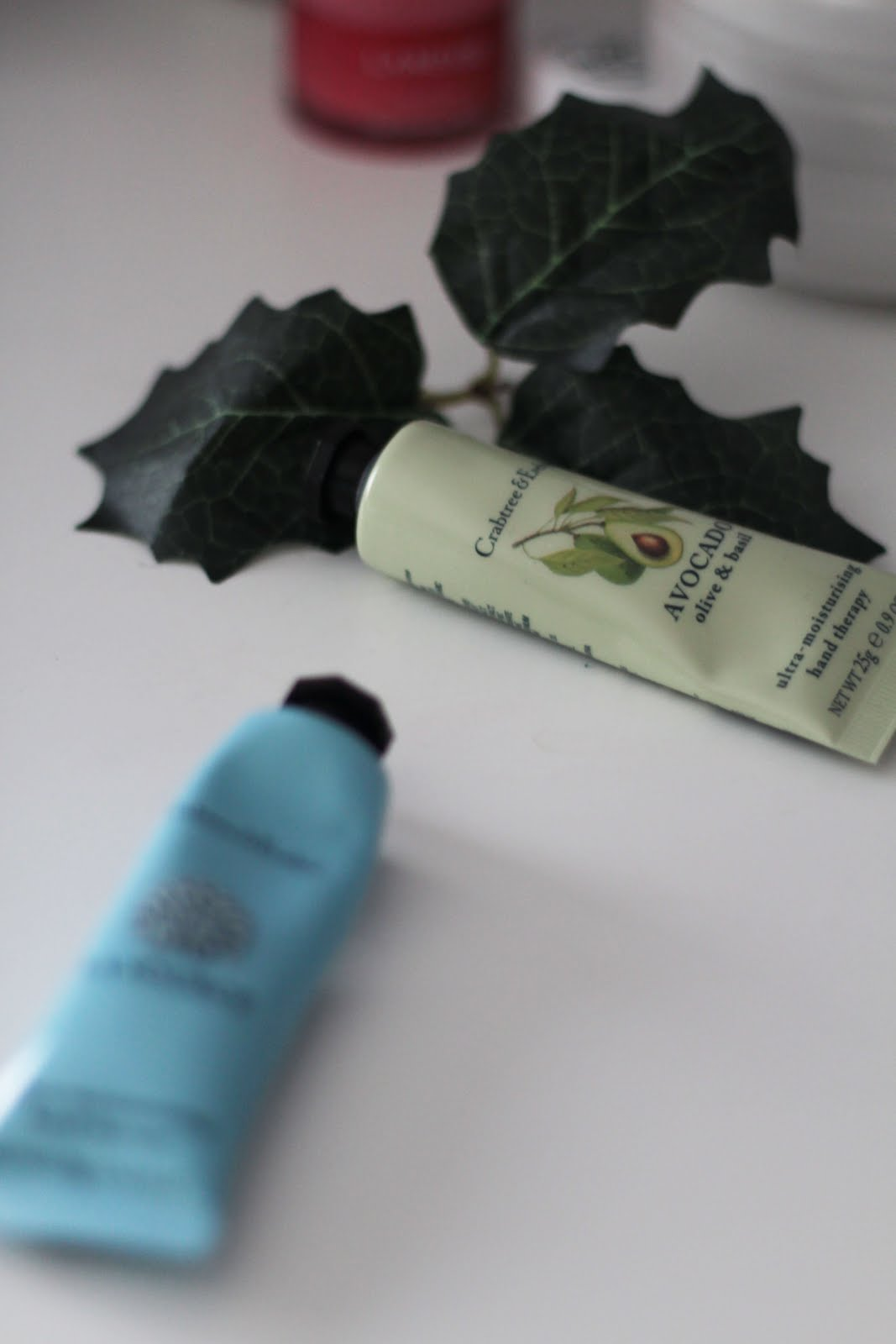 sales assistant survival tips - good hand cream is essential