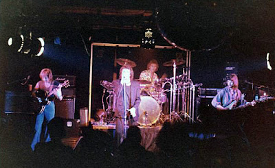 Spectrum on stage at Beggar's Opera 1981