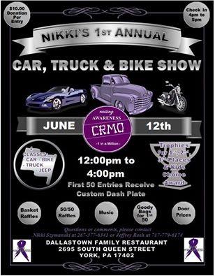 Dallastown Family Restaurant Car Show