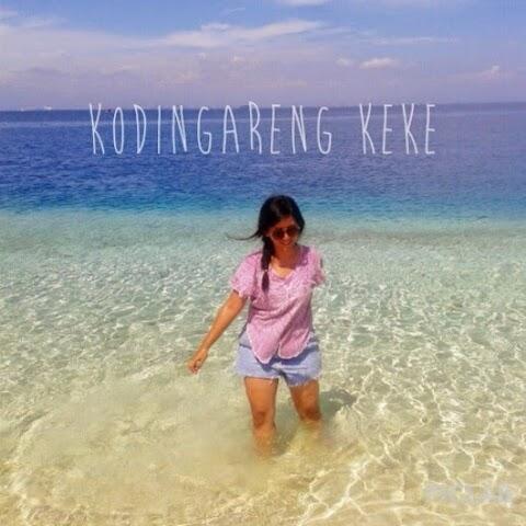 Beachgasm di Pulau Kodingareng Keke