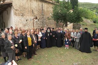 Ιερά Μονή Ταξιαρχών Νεραΐδας Στυλίδας1