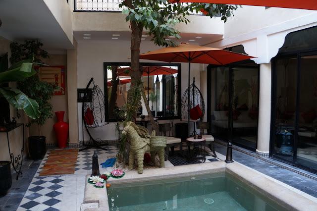 Riad Le Bel Oranger Marrakesh Marrocos