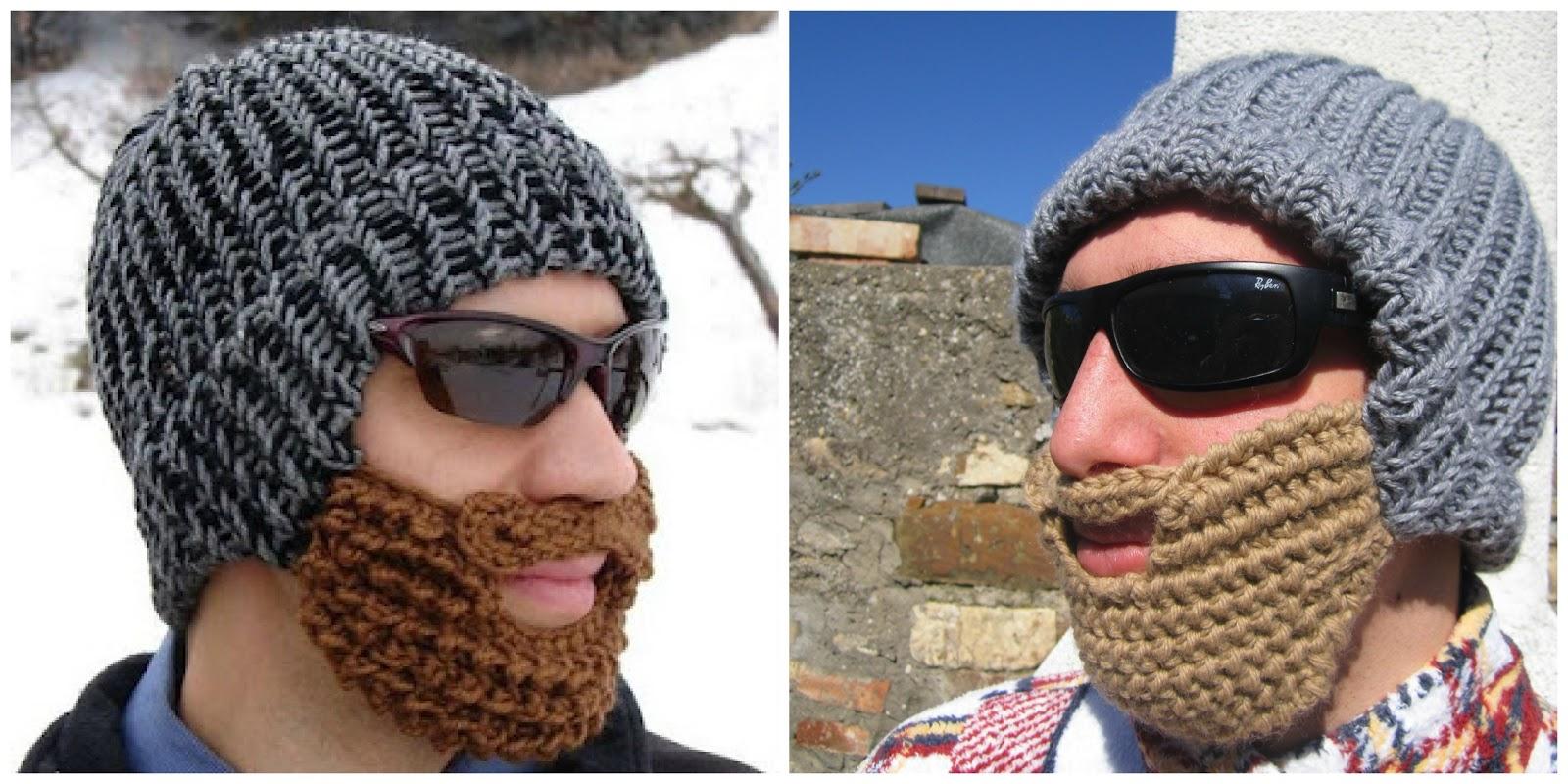 lussureggiante nel design marchio popolare qualità autentica Mi piace fare: Cappello con barba
