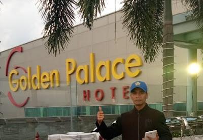 Berlabel Hijau, Golden Palace Hotel Re-Opening