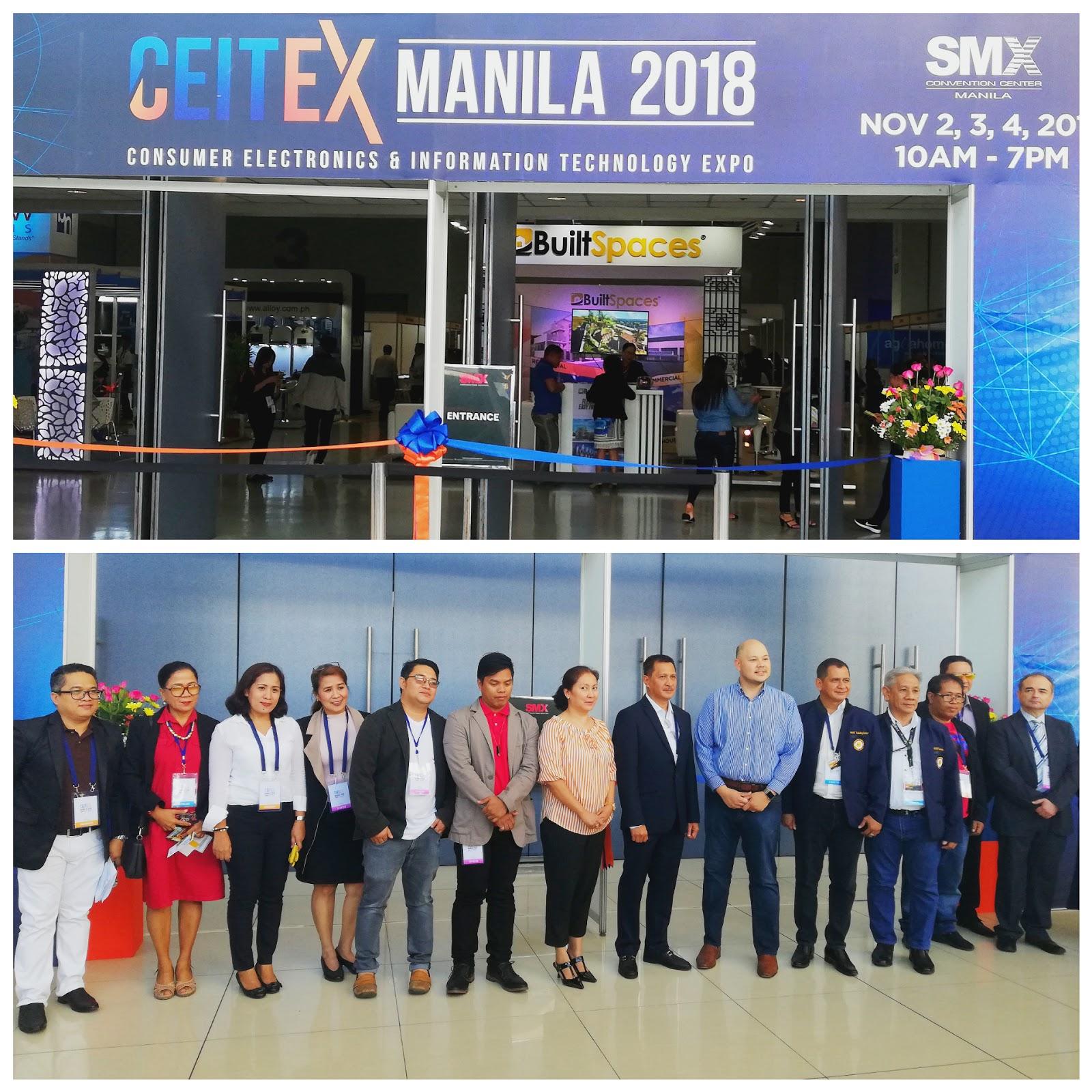 ceitex manila 2018