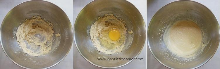 How to make Christmas Sugar Cookies - Step 2