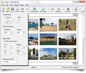 Free Download ACD Systems FotoSlate 4 Photo Print Studio 4 ...