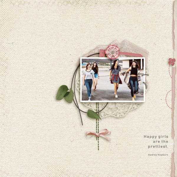happy girls © sylvia • sro 2018 • g is for girl by jen yurko