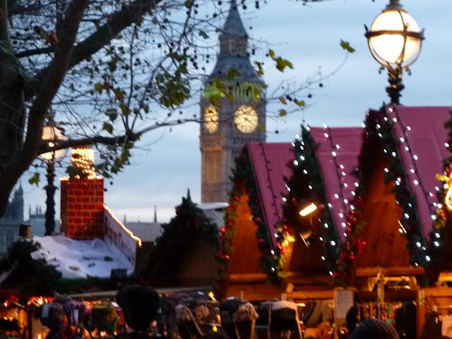 Mercado Winter Festival de Southbank