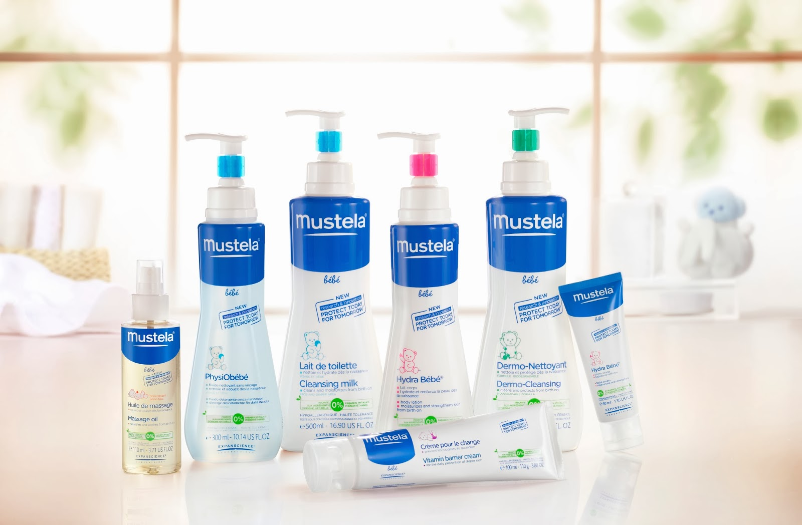 Breakfast with Tiffany: Protect Your Stem Cells with Mustela