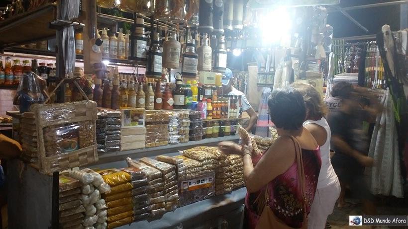 Feirinha Beira Mar - o que fazer em Fortaleza (Ceará)