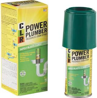 CLR Power Plumber