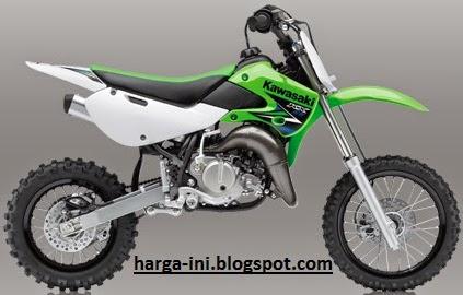 Pasaran Harga Amp Spesifikasi Mesin Motor Trail Kawasaki KX