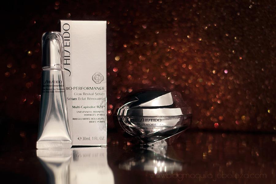 ¿Qué es Shiseido Bio-Performance Glow Revival?