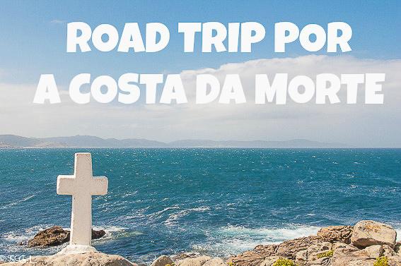 Roadtrip por A Costa da Morte. Galicia.
