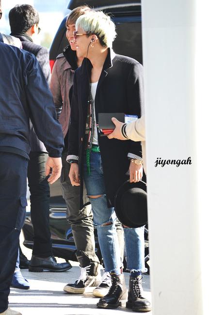 Oddness/Weirdness: Some G-Dragon Fashion: Thom Browne Again?  Oddness/Weirdne...