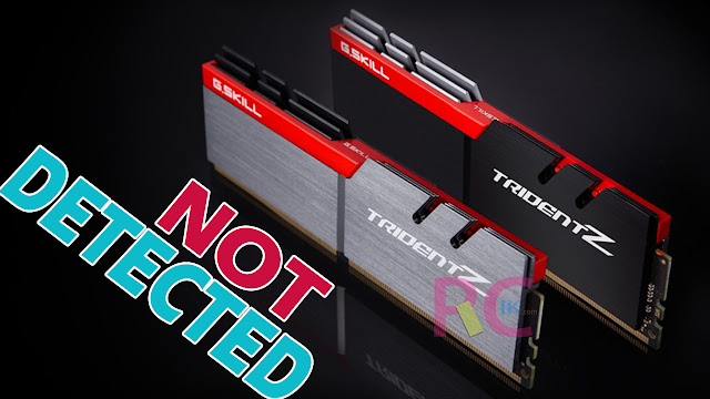 Salah Satu Slot RAM Kamu Tidak Terdeteksi Motherboard? Coba 4 Tips Mengatasi Memory yang Tidak Terdeteksi Berikut Ini