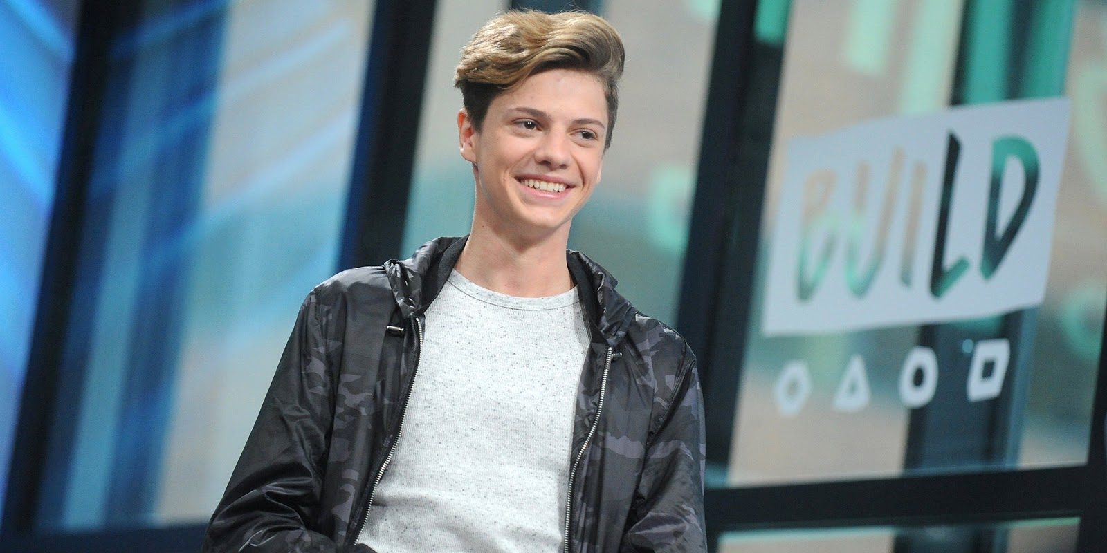 NickALive!: Jace Norman Talks Superheroes And Growing Up On