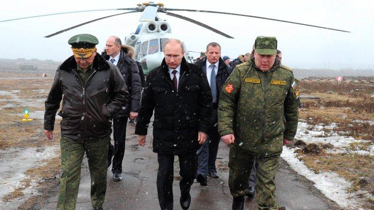 Piden a Vladímir Putin intervenir en México para acabar con el mal gobierno