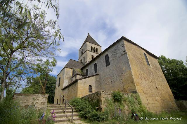 Saint Léonce en Saint Leon sur Vézère - Dordoña Perigord por El Guisante Verde Project