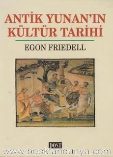 Egon Friedell - Antik Yunan'ın Kültür Tarihi