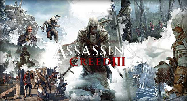 Assassin's Creed 3'ü Bedava İndirin