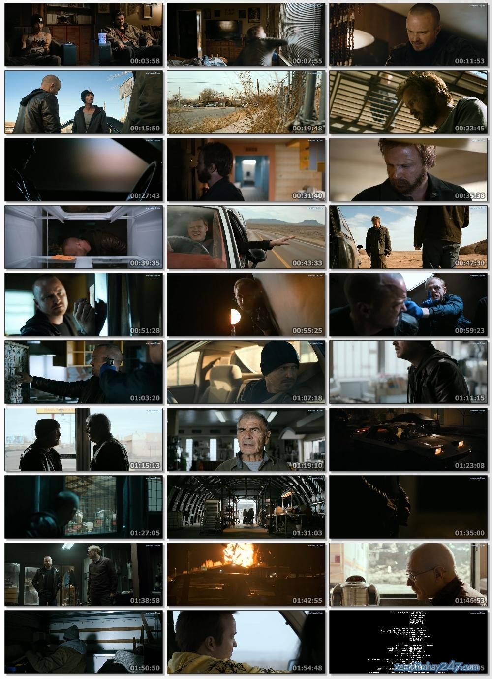 http://xemphimhay247.com - Xem phim hay 247 - El Camino: Tập Làm Người Xấu (2019) - El Camino: A Breaking Bad Movie (2019)